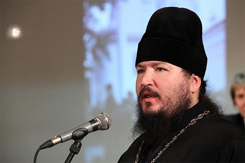 Игумен Агафангел (Белых) (и. о. настоятеля Спасского храма в Тикси (Якутия)