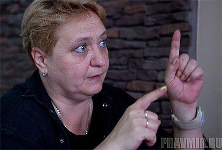 Татьяна Белодурова