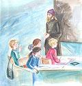 Иллюстрации Натальи Иванищевой